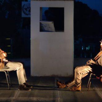 Waiting for Godot/Περιμενοντας τον Γκοντο/Godot'yu beklerken (not a review)