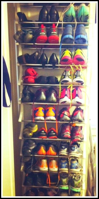 How to organize your workout clothes  MCM Mama Runs