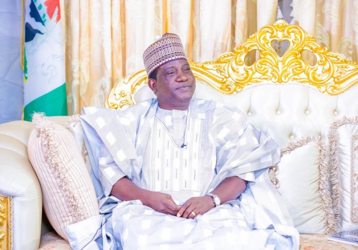 Farmers Carry AK-47 Too – Plateau State Governor, Lalong Reveals