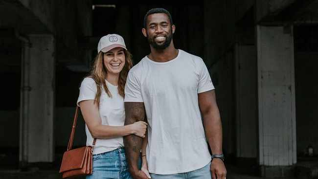 Siya & Rachel Kolisi team up as executive producers for GBV short film 'We Are Dying Here'