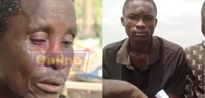 """""""My grandson was once arrested for stealing"""" – Grandfather of Kini reveals"""