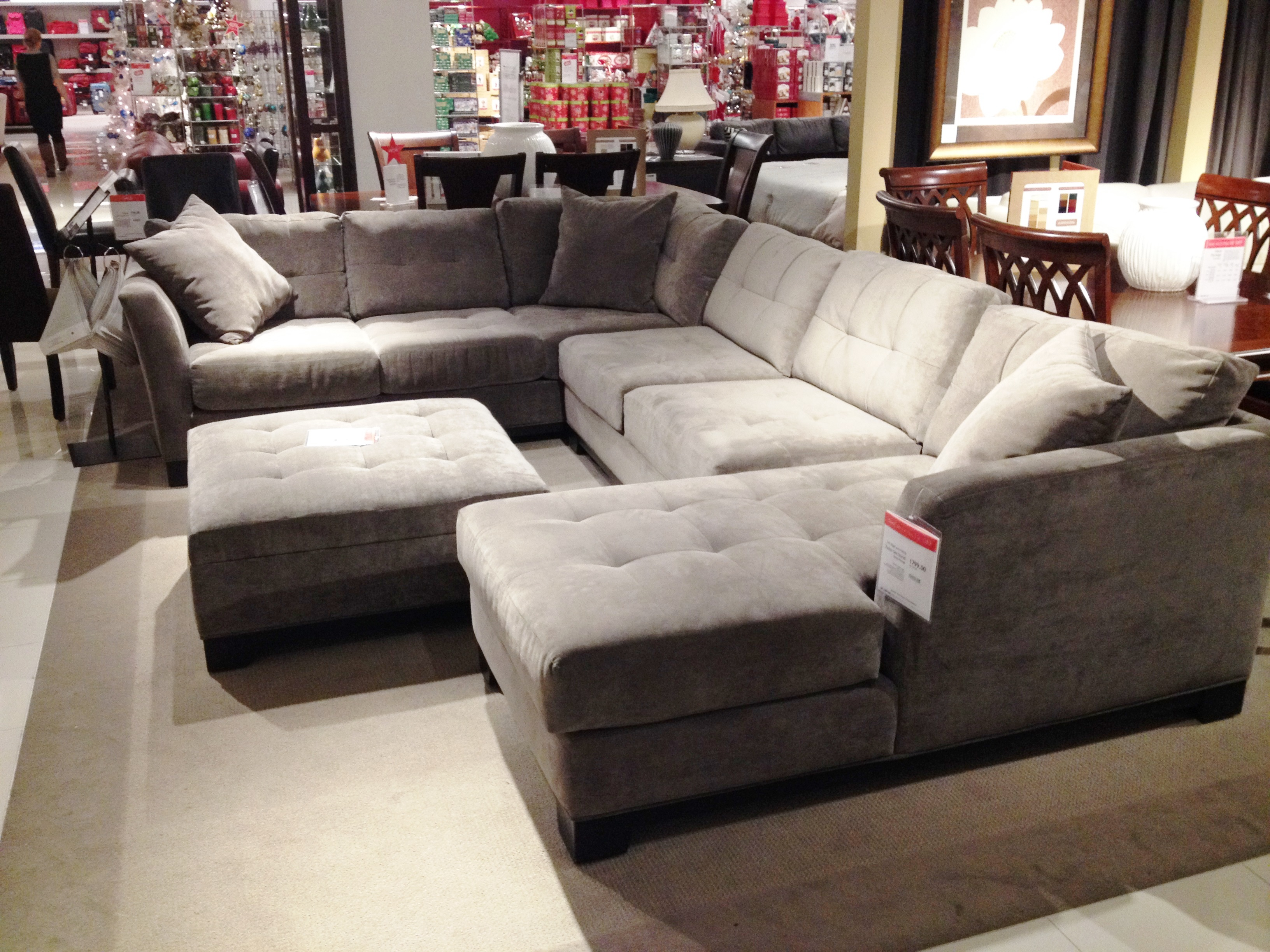 The Sectional Sofa Saga  MidCentury Modernization