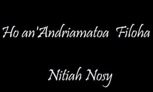 Nosy Nitiah filoha