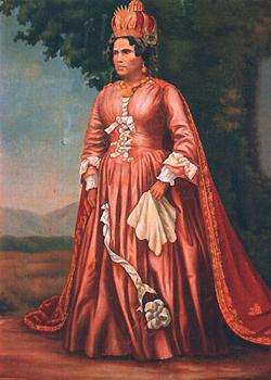 1828-1861: Ranavalona 1ère