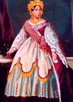 1863-1868: Rasoherina