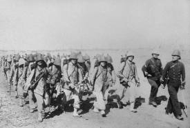 Troupes françaises à Mahajanga en 1895
