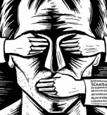 Liberté censurée, Rivo Albert