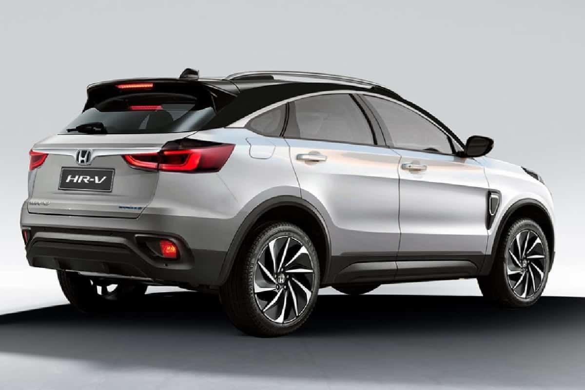 Nicht nur der intelligente e:hev hybridantrieb ist neu, unser suv wurde komplett neu entwickelt und begeistert mit einem besonderen designkonzept. Honda Hr V India Launch In Late 2021 5 Important Facts