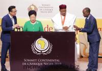 Niger becomes first country to successfully host Africa Continental Summit 2019