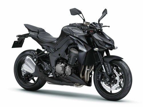 small resolution of  a sideways view of the kawasaki z1000