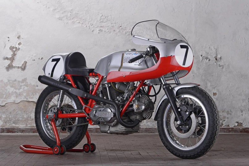 ducati 750 ss cafe racer occasion