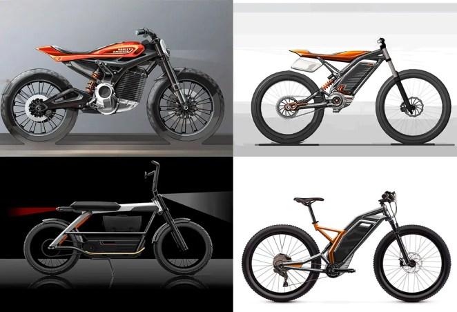 Также будет представлен ряд небольших велосипедов
