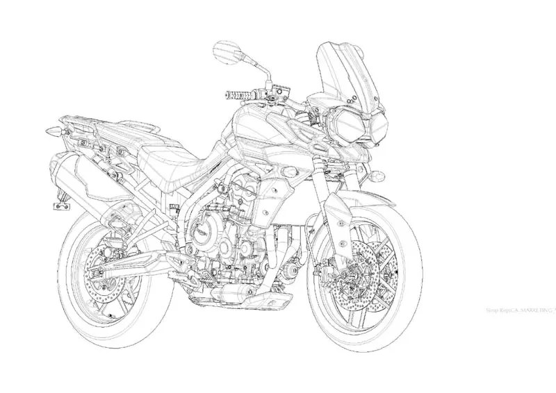 Bmw F800gs Motorcycle Wiring Diagram