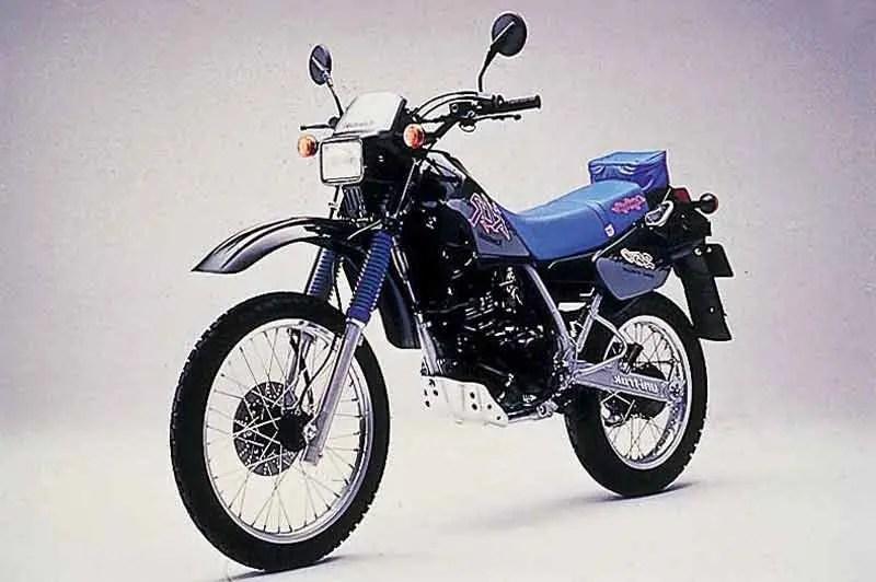 Kawasaki Klr250 1984 2001 Review