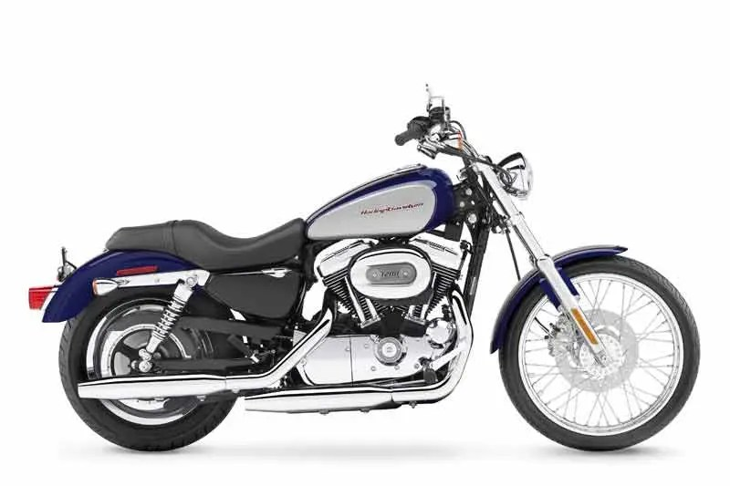 harley-davidson sportster 1200 (1995-on) review - 1988 harley softail  ignition