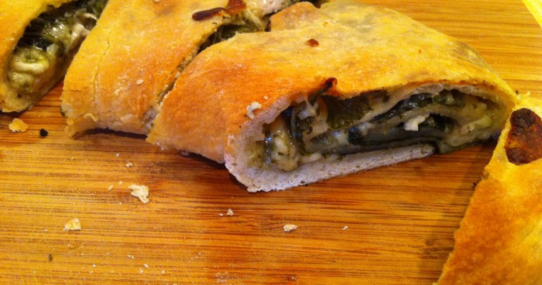 Stromboli as an Appetizer or a Meal
