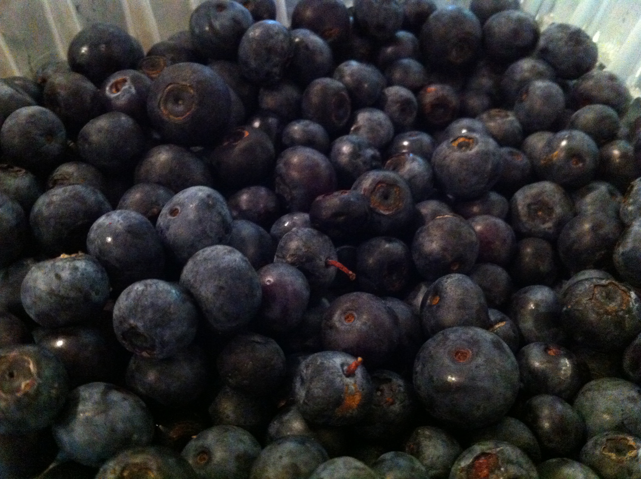 What to do with ripe fruit