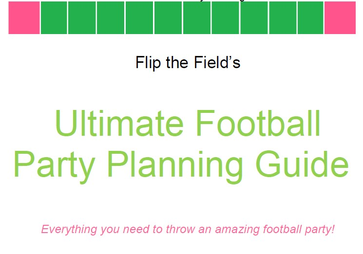 The Ultimate Football Party Planning Guide