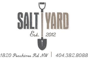 Saltyard Restaurant Atlanta – A great place to share a meal