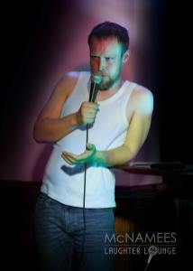 Hardy Buck Owen Colgan - 'Telling it like it is'... McNamees Laughter Lounge