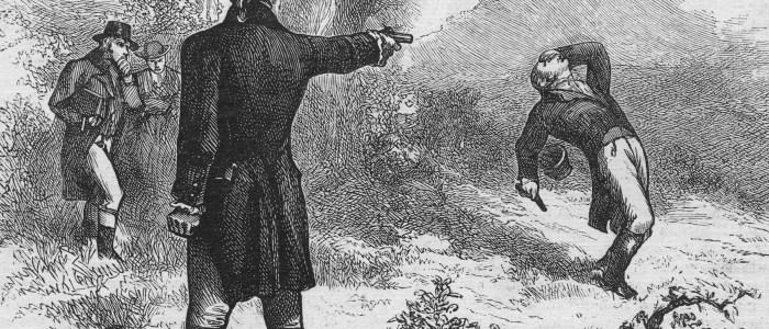 Alexander Hamilton Died from Choosing a Bad Mediator