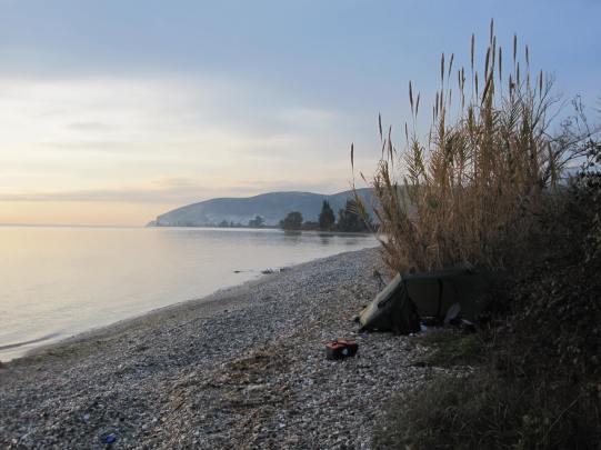 028 'Beach Camp' - Greece