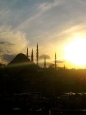 043 'Istanbul Sunset' - Istanbul