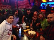 A night on the town in Eskisehir