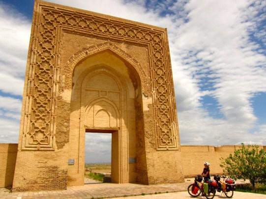 150 'Entrance' - Uzbekistan