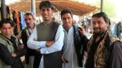 109 'Friendly Afghans' - Afghan/Tajik Border