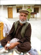 108 'Afghan Market Trader' - Afghan/Tajik Border
