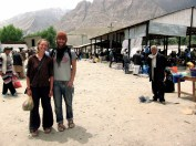 The Afghan market