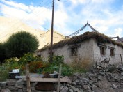 Very typical Ladakhi house