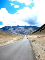 Long mountain roads... again