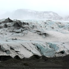 Visited this glacier in Iceland