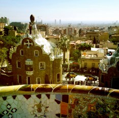 Park Guell.