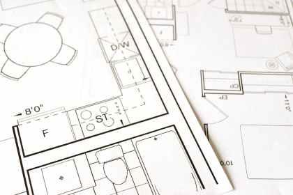 Plan pour travaux maison