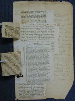 Annotations by Walt Whitman, Duke University Libraries