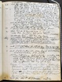Walt Whitman's daybook, October and November 1889