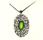 Design for pendant: Ink & watercolour