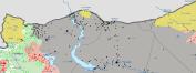 Kurdish forces break out.