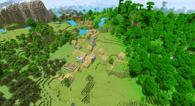 Crasy Survival (Seed 1.10+) | Minecraft PE See