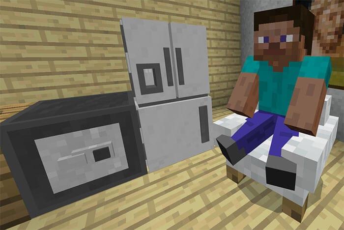Mine-Furniture Addon