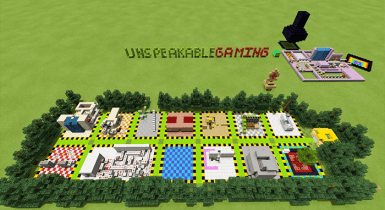 20 Redstone Creations [Redstone] Minecraft Maps