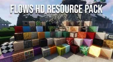 Flow HD [32x] [64x] [128x] Texture pack