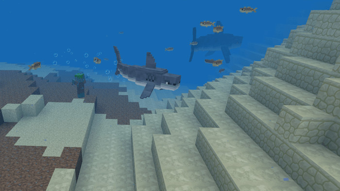 Jaws and Megalodon