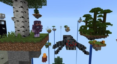 Islands of Eden [Survival]   Minecraft [CTM]