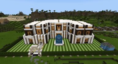 My Redstone Smart House [Redstone] | Map MCPE