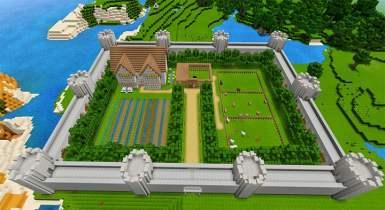 Survival Fortress | Minecraft PE Maps