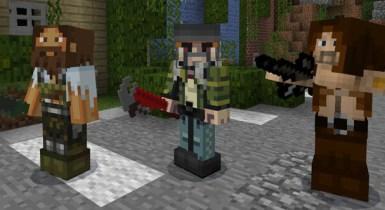 DayZ Addon for Minecraft Pe